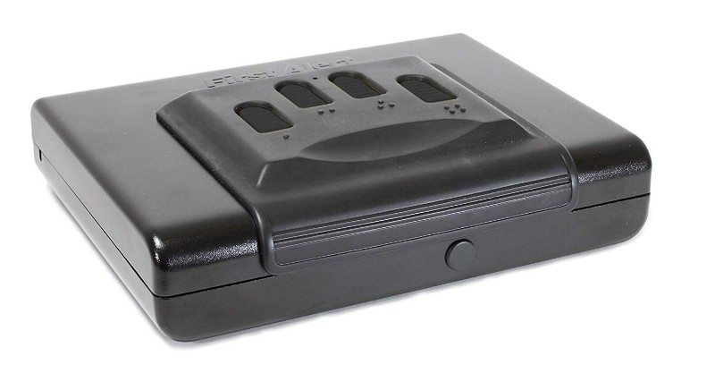 portable gun safe for cars