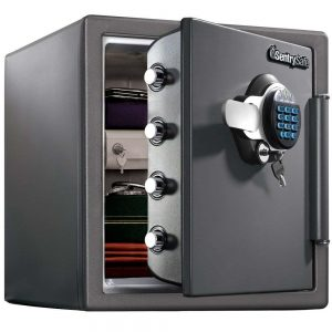 best gun safe for fire and burglary