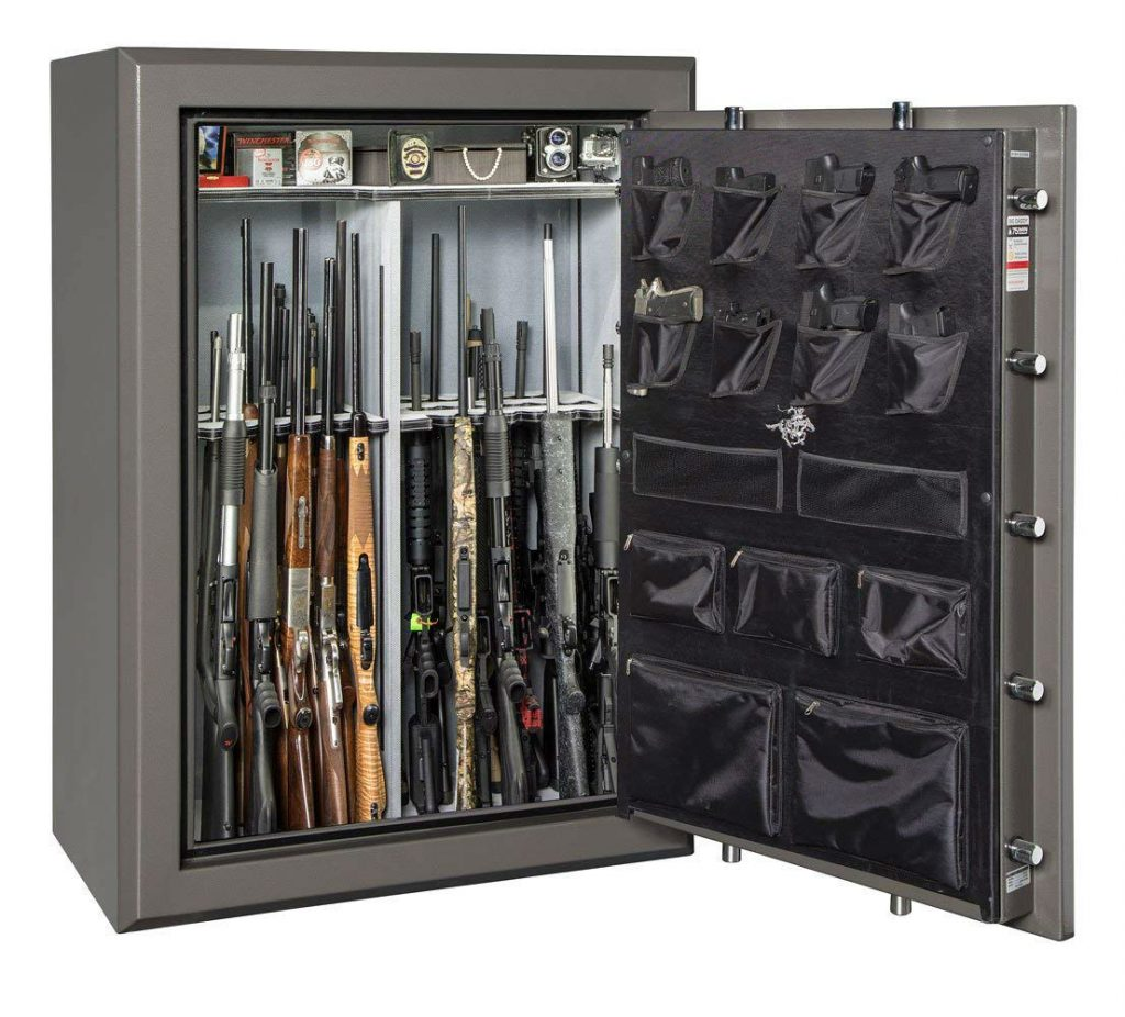 7 Excellent Gun Safes That Work Well Against Fire And Burglary