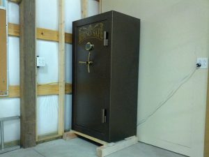 different kinds of gun safes